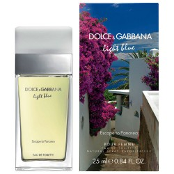Dolce&Gabbana Escape to Panarea