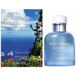 Dolce&Gabbana Light Blue Beauty Of Capri
