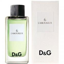 Dolce&Gabbana №6 L`Amoureux