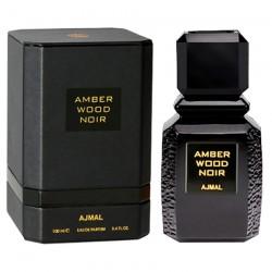Ajmal Ambre Wood Noir