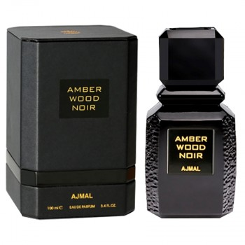 Ajmal Ambre Wood Noir оригинал