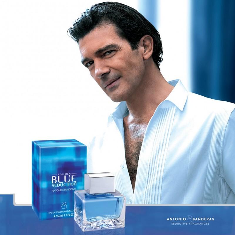 Atonio Banderas Blue Seduction купить дешево бесплатной доставкой в