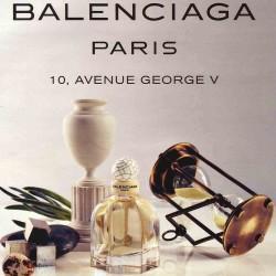 Cristobal Balenciaga Paris 10 Avenue George V