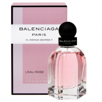 Cristobal Balenciaga Paris 10 avenue Georges V L'Eau Rose