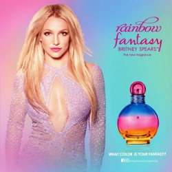 Britney Spears Rainbow Fantasy
