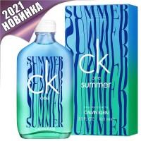 Calvin Klein One Summer 2021