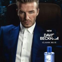 DAVID BECKHAM - Classic Blue