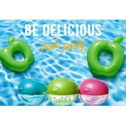 DKNY Be Delicious Pool Party