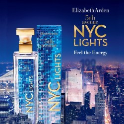 Elizabeth Arden 5th Avenue NYC Lights