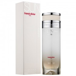Franck Olivier Sun Java White for Women