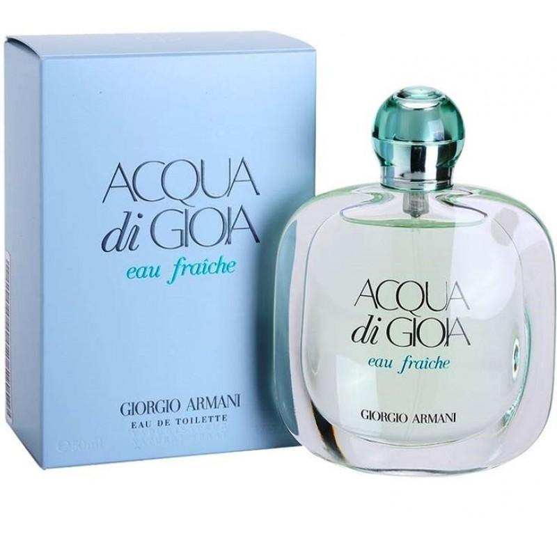 2a2f25e265f4 Giorgio Armani Acqua Di Gioia Eau Fraiche купить дешево бесплатной ...