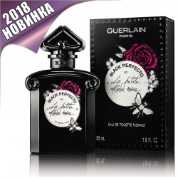 Guerlain La Petite Robe Noire Black Perfecto Eau De Toilette Florale