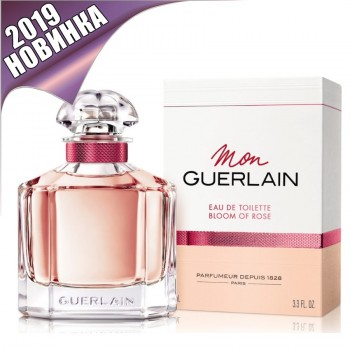 Guerlain Mon Guerlain Bloom Of Rose оригинал