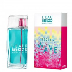 Kenzo L`eau Par Electric Wave pour femme