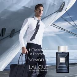 Lalique Hommage a L`homme Voyageur