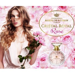 Marina de Bourbon Cristal Royal Rose