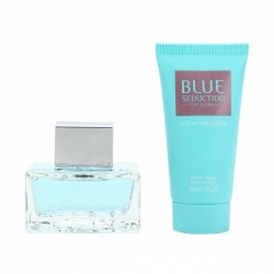 Antonio Banderas Blue Seduction for Women (подарочный набор)