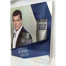 Antonio Banderas King of Seduction ( подарочный набор)
