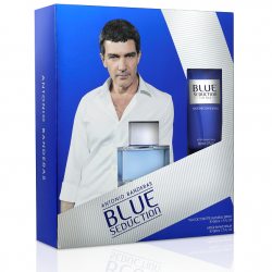 Antonio Banderas Blue Seduction (подарочный набор)