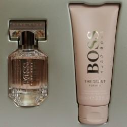Hugo Boss The Scent For Her (подарочный набор)