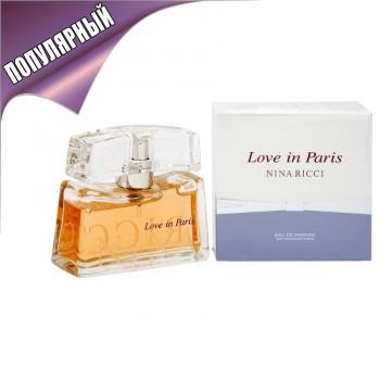 Nina Ricci Love in Paris оригинал