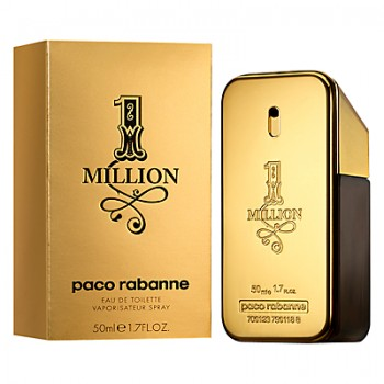 Paco Rabanne 1 Million 50мл оригинал