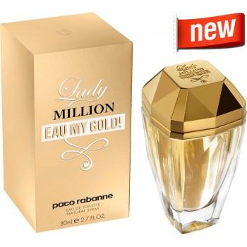 Paco Rabanne  Lady Million Eau My Gold! оригинал