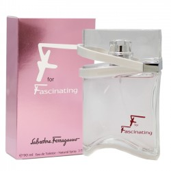 Salvatore Ferragamo F For Fascinating