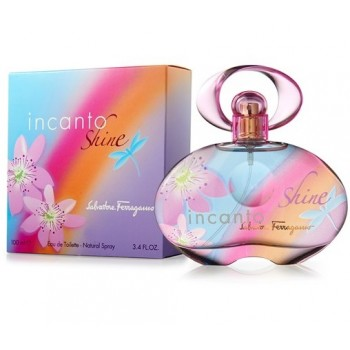 Salvatore Ferragamo Incanto Shine оригинал