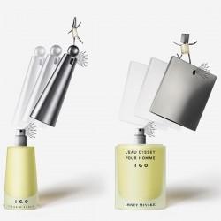 Инновация  L'Eau d'Issey от Issey Miyake - новые флаконы в стиле IGO!