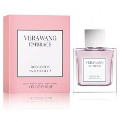 Vera Wang Embrace collection Rose Buds and Vanilla