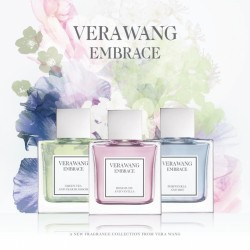 Vera Wang Embrace collection Periwinkle and Iris
