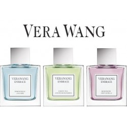Vera Wang Embrace collection Green Tea and Pear Blossom