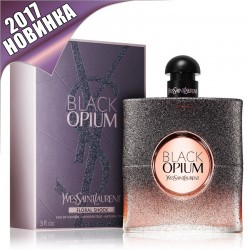 Yves Saint Laurent Black Opium Floral Shock