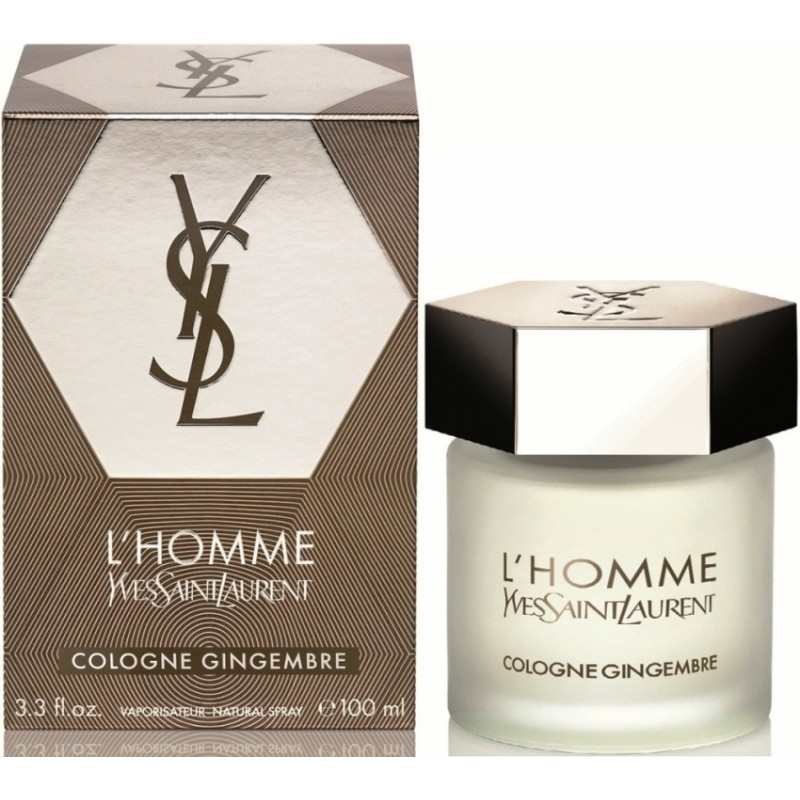 YSL L'Homme Cologne Gingembre (M) test 100ml edt