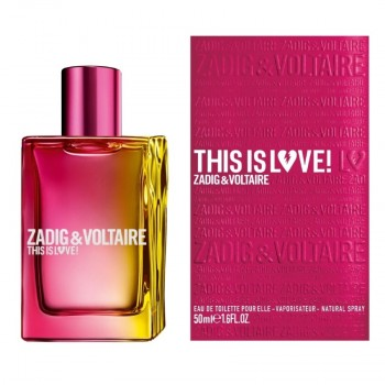 Zadig & Voltaire This is Love! for Her оригинал