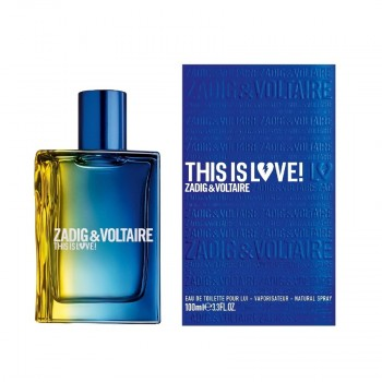 Zadig & Voltaire This is Love! for Him оригинал