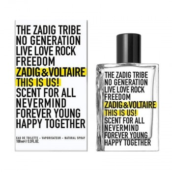 Zadig & Voltaire This is Us! оригинал
